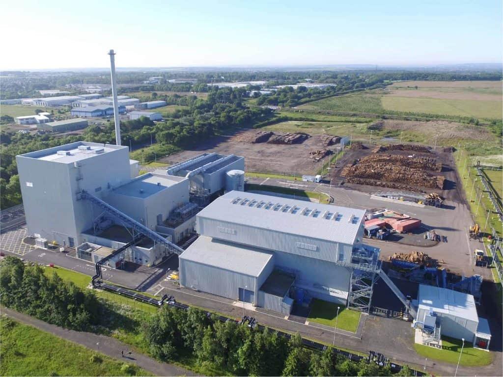 38MW Biomass CHP Northumberland