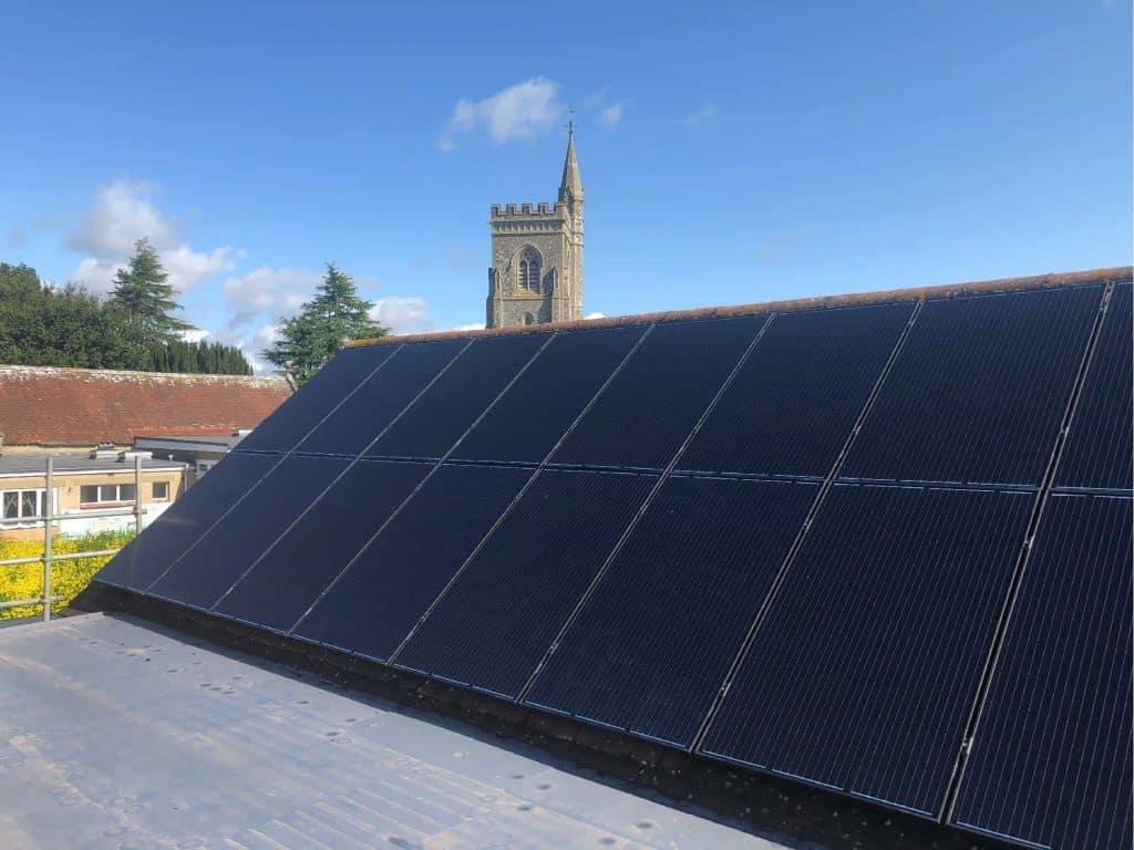 solar panel roof mounts