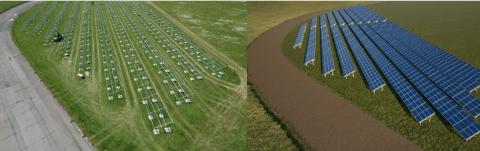 MOD Solar PV Array